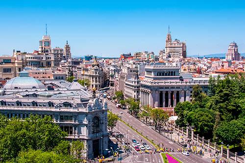 quartier de Madrid