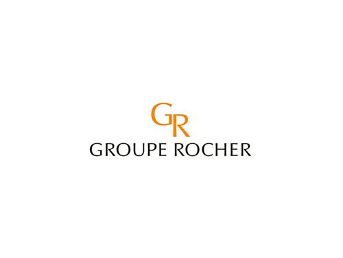 logo de la empresa Groupe Rocher