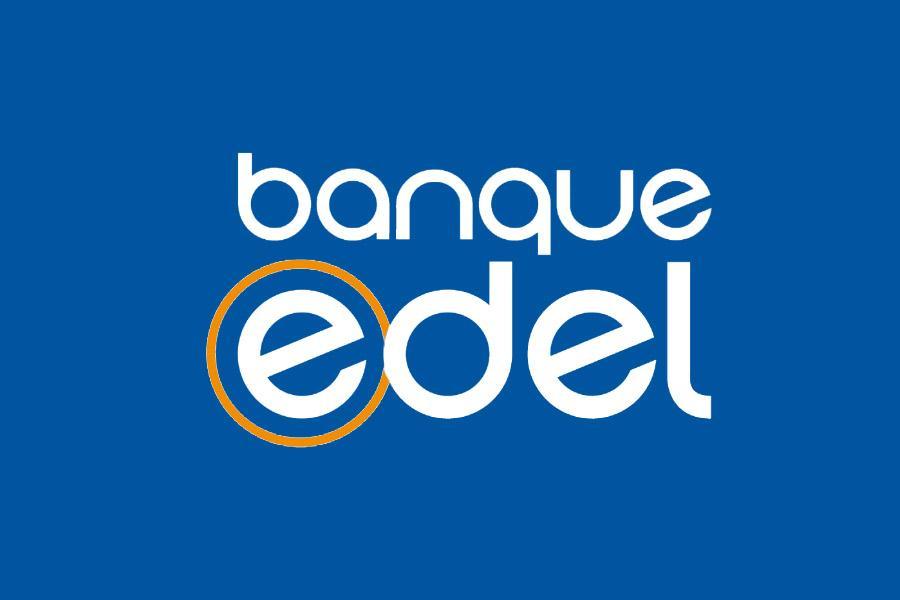 logo de l'entreprise Banque Edel