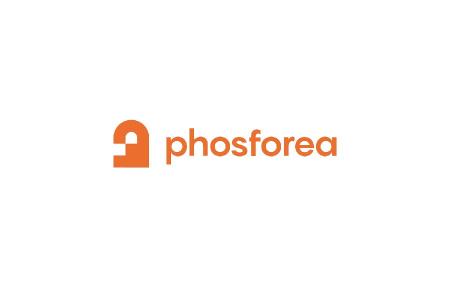 Nouveau logo Phosforea