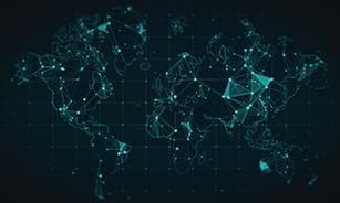 planisphère en version numérique